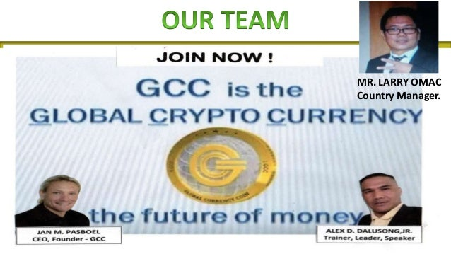 Global cryptocurrency gcc subreddit