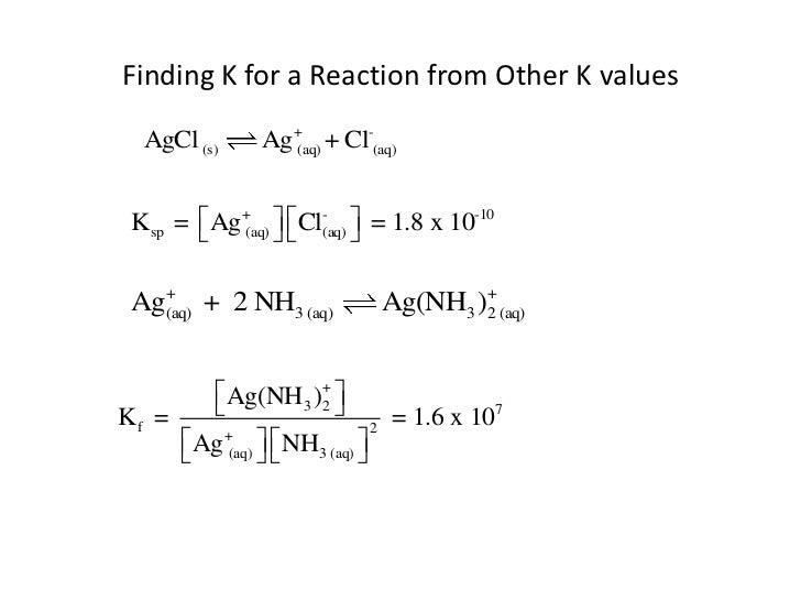 GC Chemical Equilibrium
