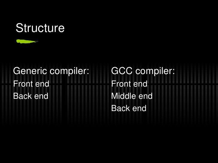 Gcc Gnu Compiler Collection