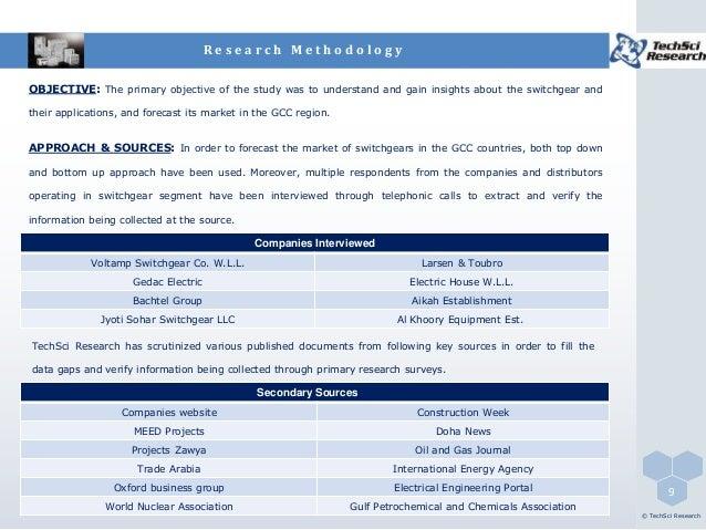 Gcc switchgear market 2011 - 2021 brochure