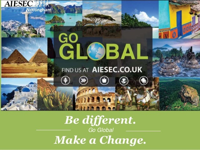 Global Internships | Global Entrepreneurship Program | AIESEC