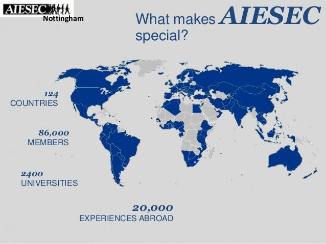 Go Abroad | AIESEC United States
