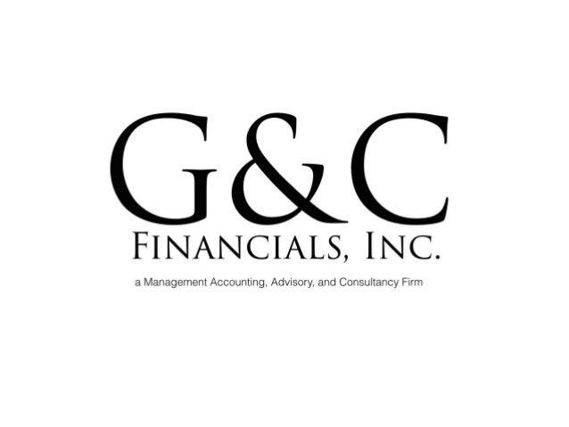 G&C Financials Folio