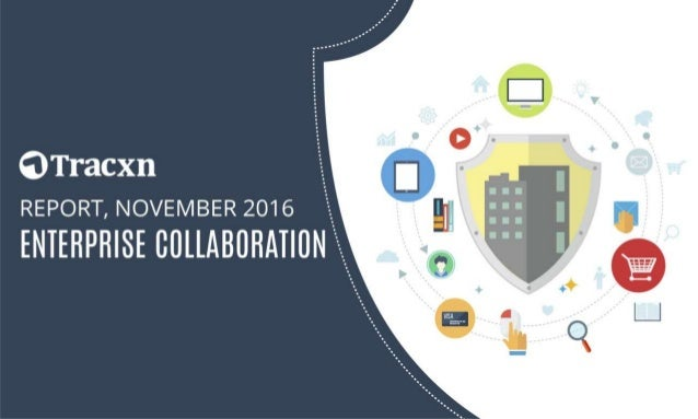 Enterprise Collaboration Report – November 2016 Tracxn World's Largest Startup Research Platform 2