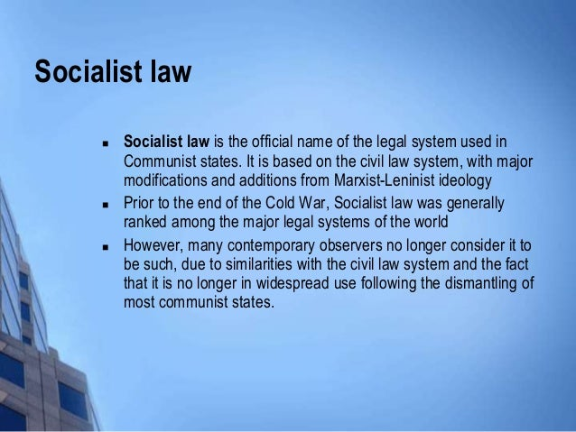 what is law western legal system Sources of law and interpretation us legal system: a short description download tags: federal judicial system share this page thurgood marshall federal.