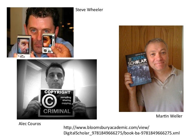 Steve Wheeler                                                                      Mar>n Weller Alec Couros   ...