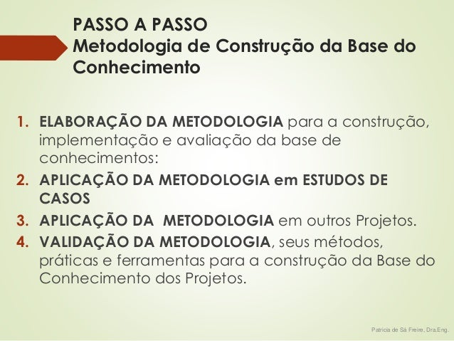 Resumindo... Começo  como?  Patricia de Sá Freire, Dra.Eng.
