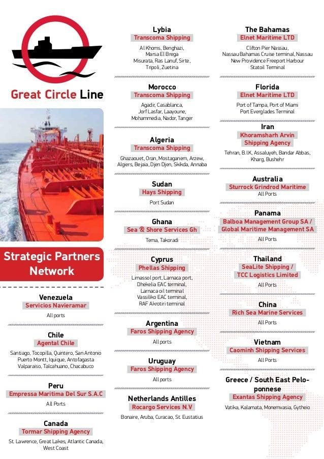 GCL Marine Services Flyer