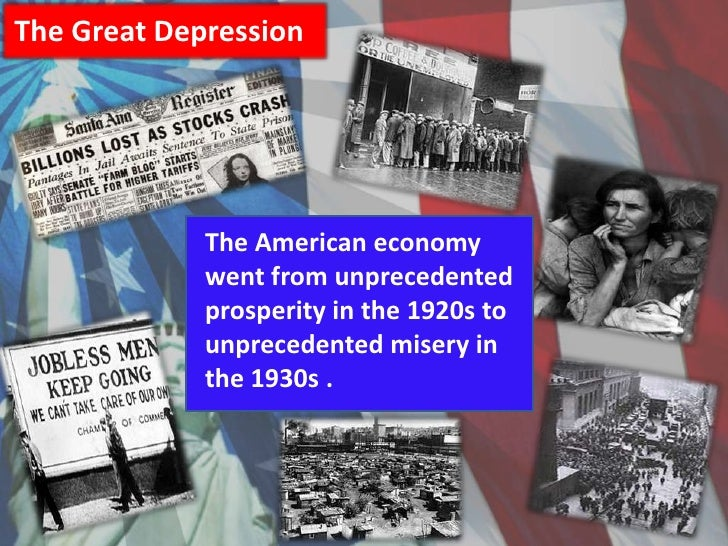 a comparison of economic crisis in the great depression and the great recession Dr econ how did the contraction in bank lending that followed the 2008 financial crisis and recession compare with the decline in bank loans after the stock market crash in 1929 and the great depression of the 1930s.