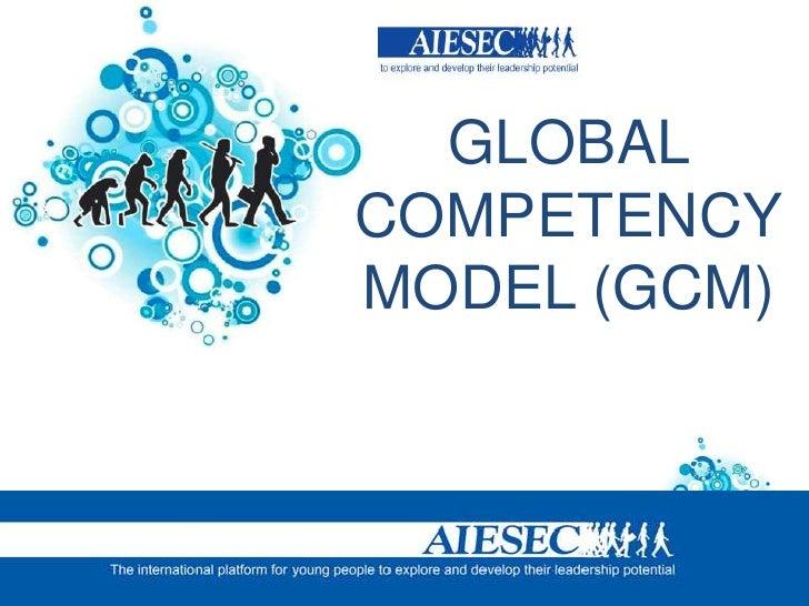 GLOBALCOMPETENCYMODEL (GCM)