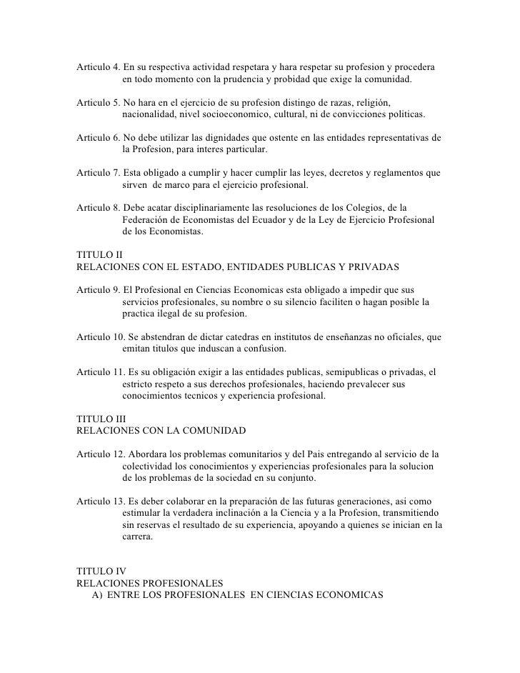 CODIGO DE ÉTICA Slide 2
