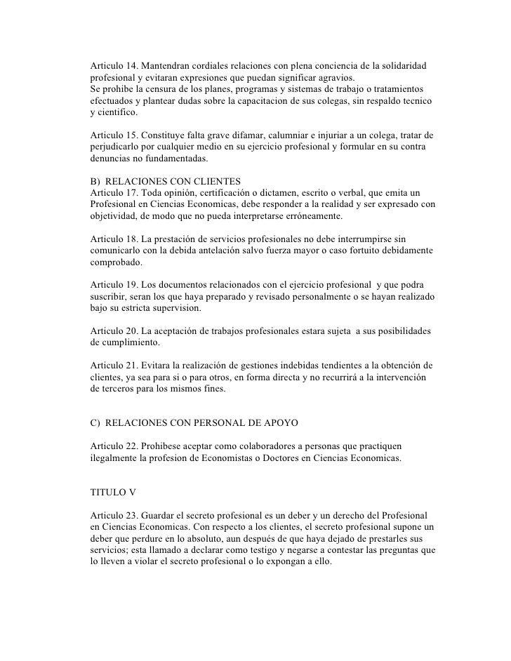 CODIGO DE ÉTICA Slide 3