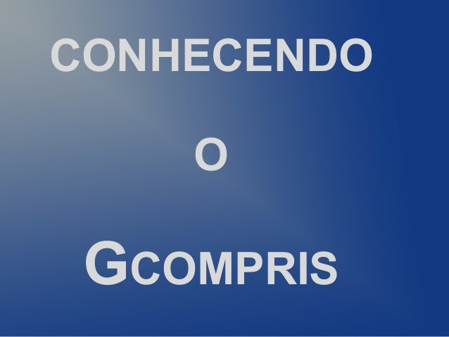 VISÃO GERALDOGCOMPRIS