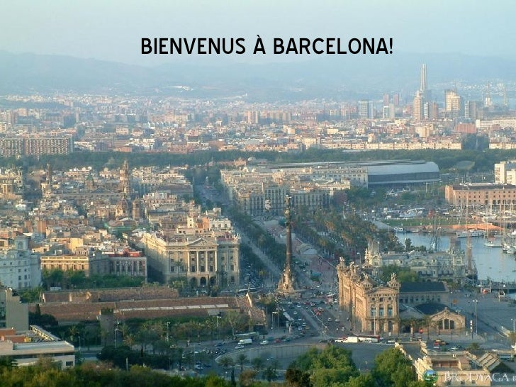 BIENVENUS À BARCELONA! I