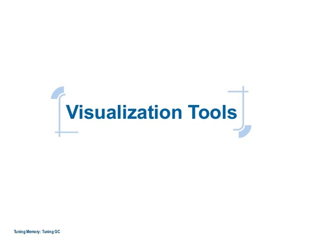 Visualization Tools Tuning Memory: Tuning GC