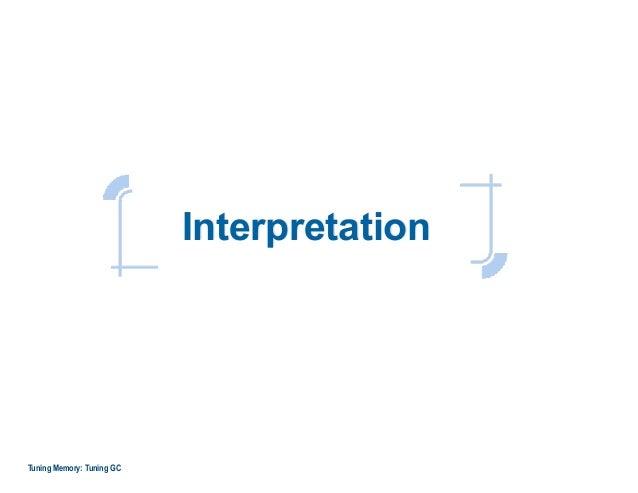 Interpretation Tuning Memory: Tuning GC