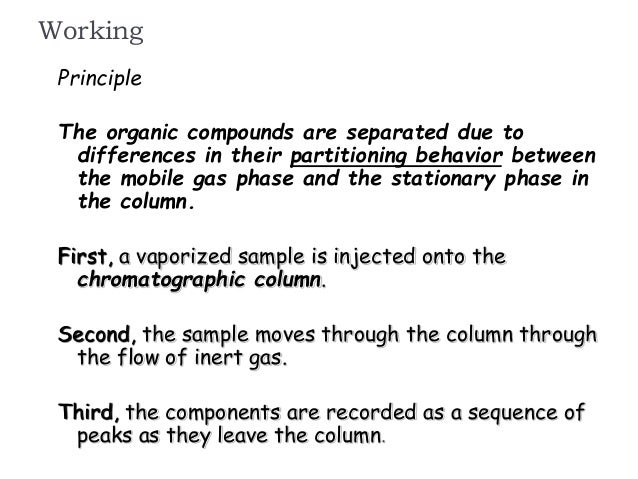 Gas chromatography by ...