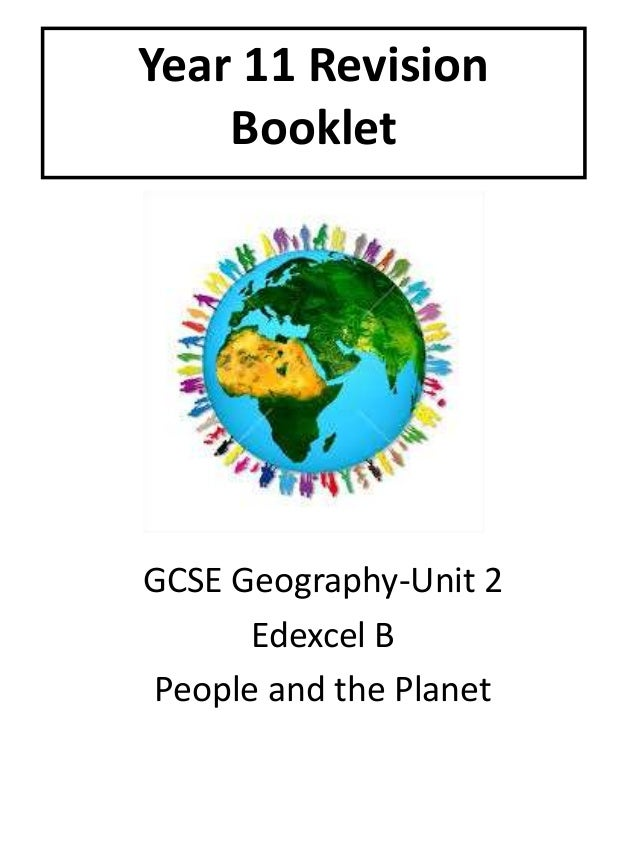 edexcel gcse geography coursework A secondary school revision resource for gcse geography on the topic of  geographical skills, like map reading and  controlled assessment in geography.