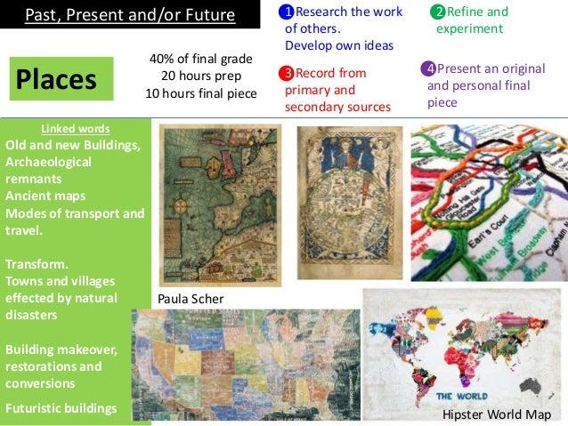 Gcse 2016 Past Present Future