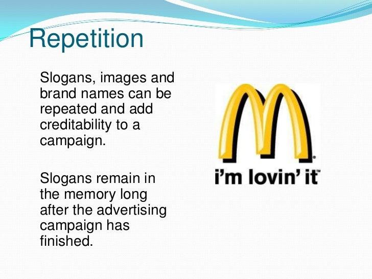 Gcse advert persuasive techniques