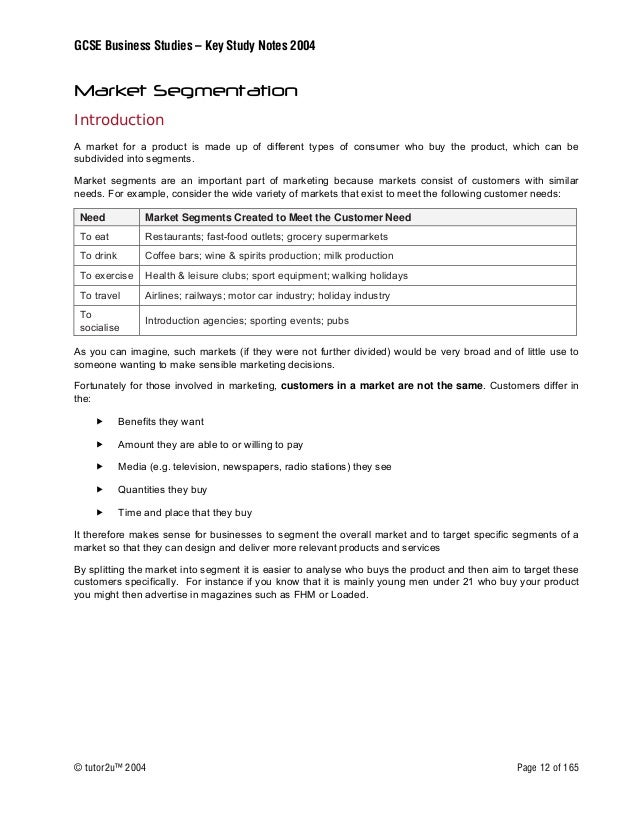 business studies notes Here is a pdf file with all business studies notes for igcse 2012 for you to downloadthe pdf files for separates chapters are also available happy reading.