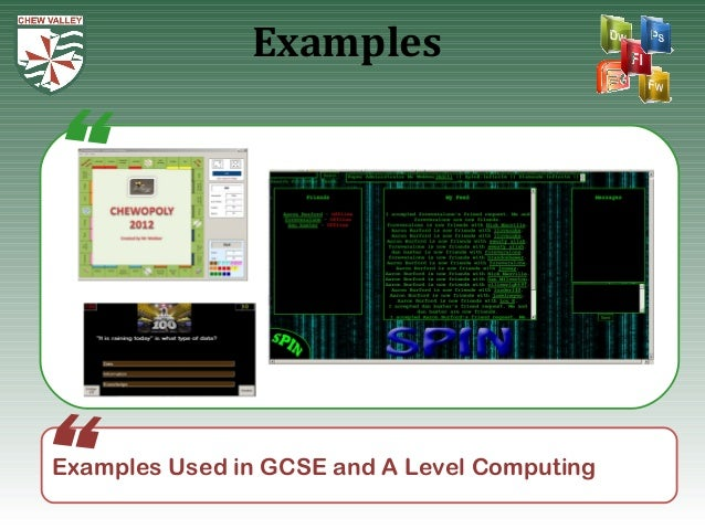a2 computing coursework wikibooks