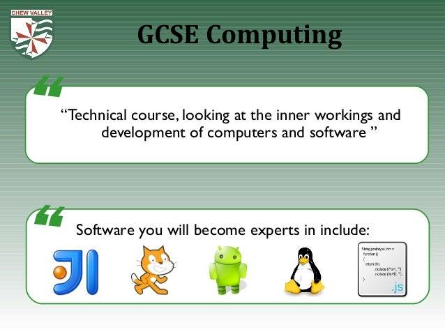 Gce computing coursework