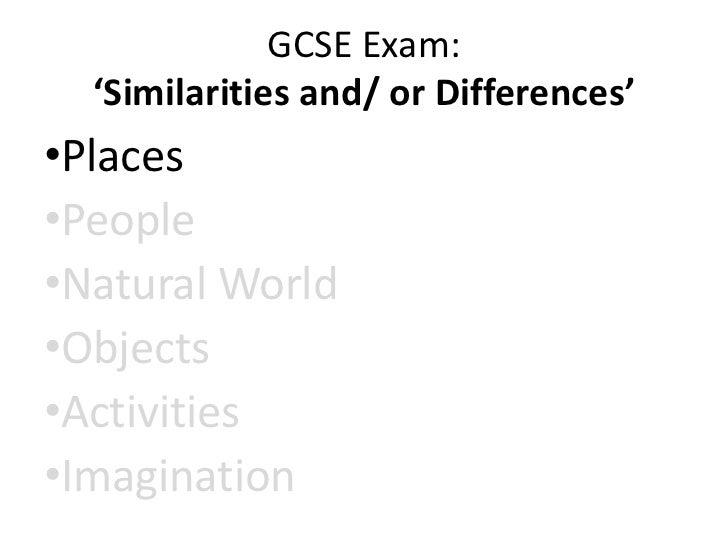 Exam week 2 places