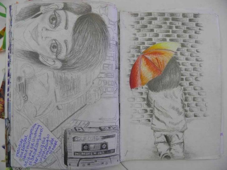 Gcse exemplar sketch book pp cswk