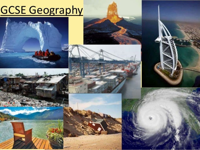 Geography coursework 2009