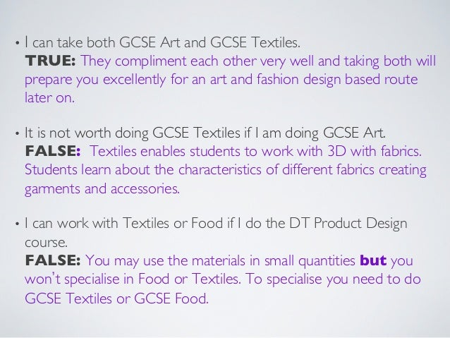 gcse dt food coursework Gcse design & technology: food technology (4545) controlled assessment tasks and guidance 2009 food technology controlled assessment tasks the following are the aqa set tasks for the gcse design and technology: food technology specification one of these tasks should be chosen when.