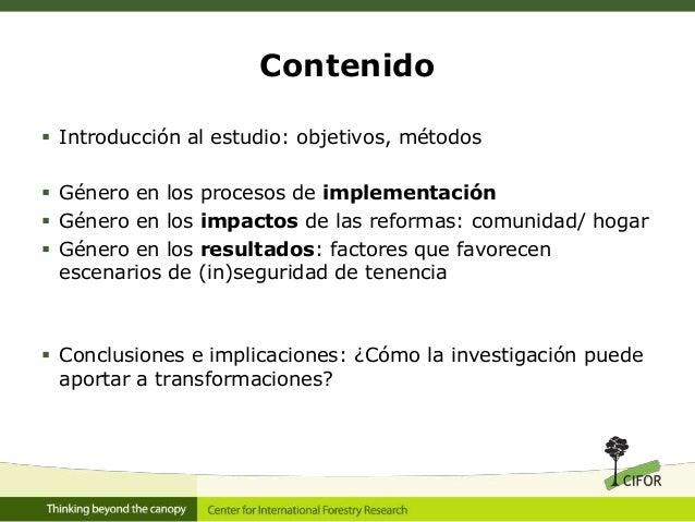 Diferenciación social en los procesos de formalización: Implicaciones desde la investigación Slide 2