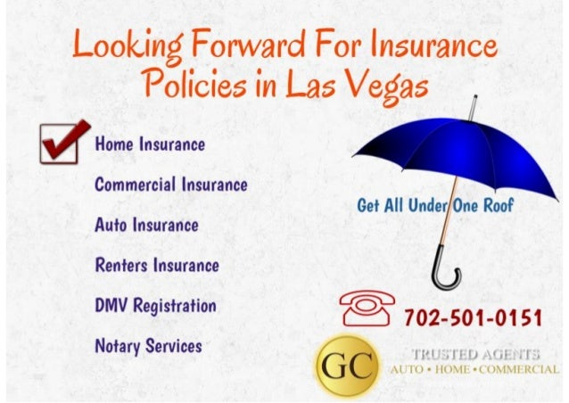Gc Trusted Insurance Agents Las Vegas