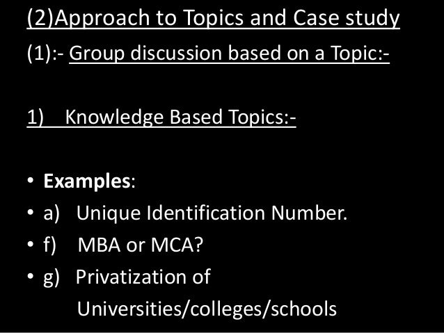 Group Discussion  Questions  Topics and Activities   Video       Ways to Better Control a Group Chat Discussion