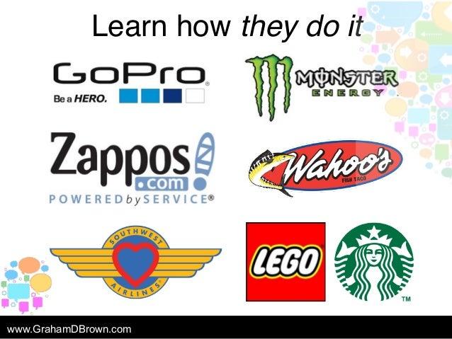 www.GrahamDBrown.com Learn how they do it