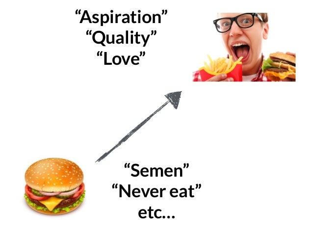 "GRAHAMDBROWN.COM18 ""Aspiration"" ""Quality"" ""Love"" ""Semen"" ""Never eat"" etc…"