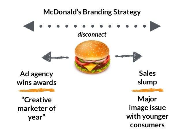 "GRAHAMDBROWN.COM44 McDonald's Branding Strategy Ad agency wins awards ""Creative marketer of year"" Sales slump Major image ..."