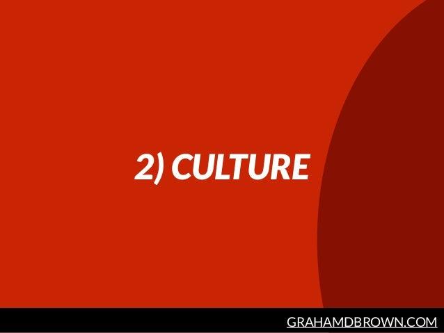 GRAHAMDBROWN.COM 2) CULTURE