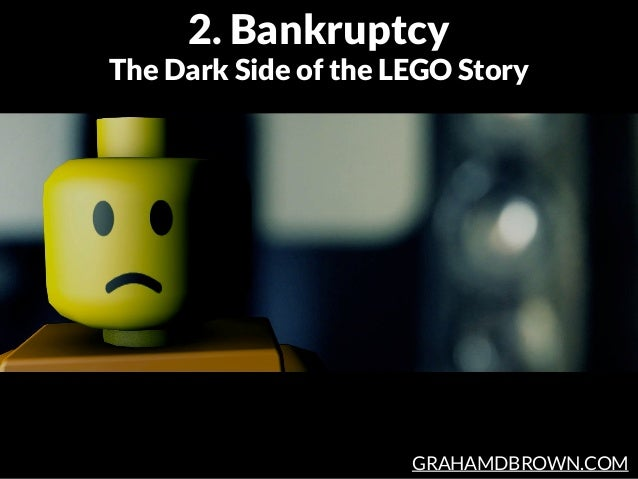 GRAHAMDBROWN.COM 2. Bankruptcy The Dark