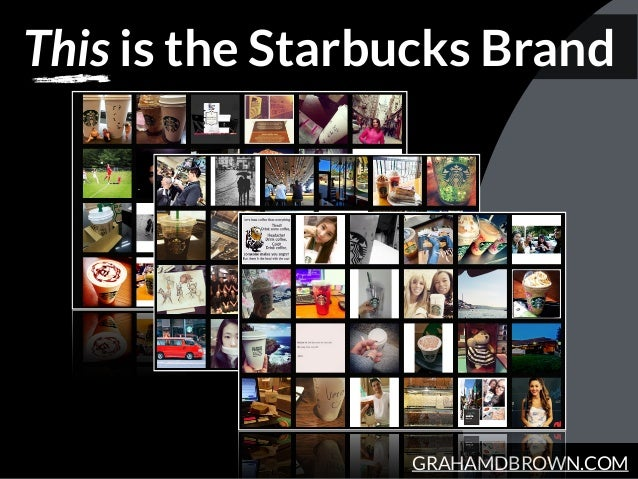 GRAHAMDBROWN.COM This is the Starbucks Brand
