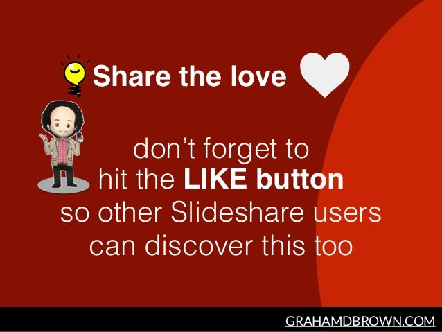 GRAHAMDBROWN.COM Share the love don't forget to 