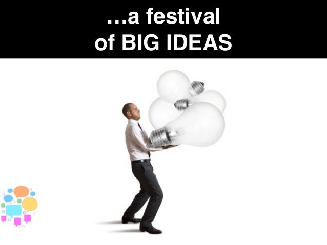 Every year bigger and bolder…