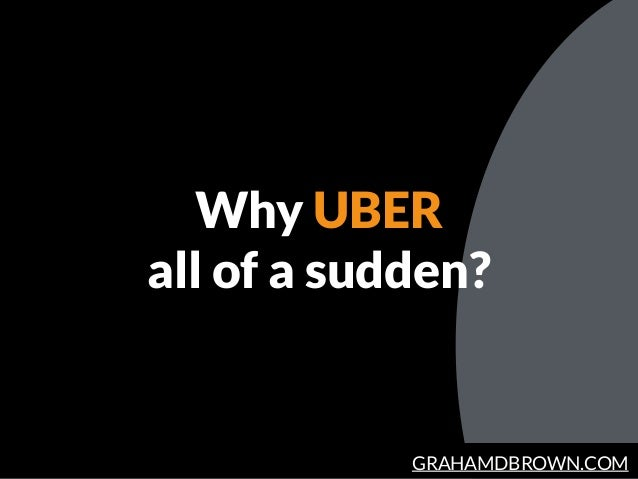 5 Factors Driving the Growth of UBER Slide 3