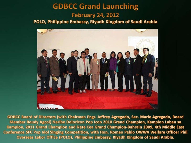 GDB Credit Cooperative Business Opportunity Presentation(BOP) Slide 3