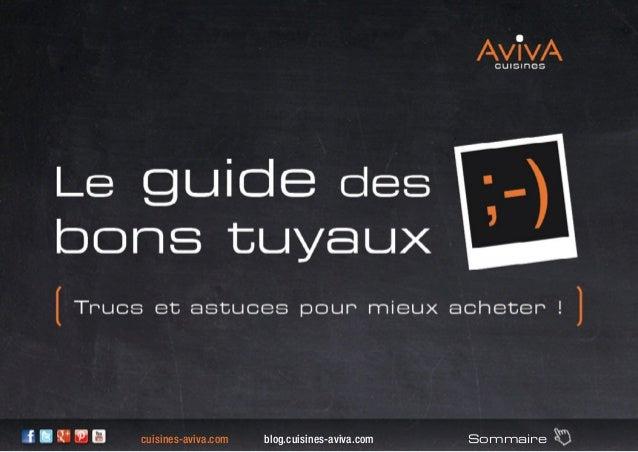 Sommairecuisines-aviva.com blog.cuisines-aviva.com