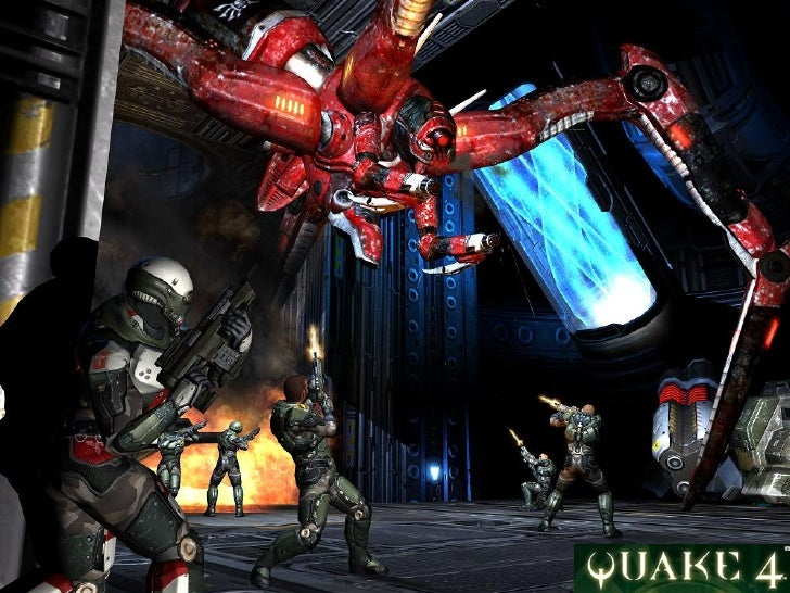 Threading Game Engines: QUAKE 4 & Enemy Territory QUAKE Wars