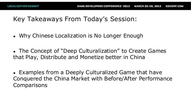 How to publish Western smartphone games in China -- GDC talk from Yodo1.com Slide 2