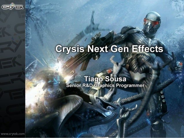 """Next Gen"" Effects ?"