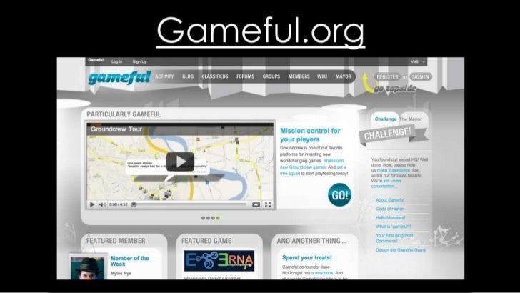 Gameful.org<br />