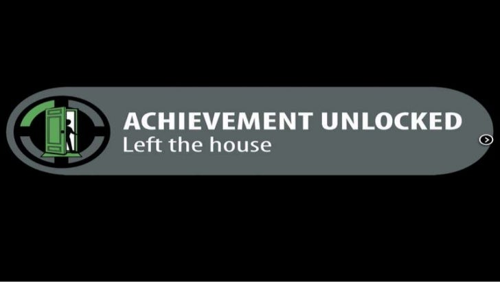 New York Public Librayr<br />Xbox achievement unlocked<br />